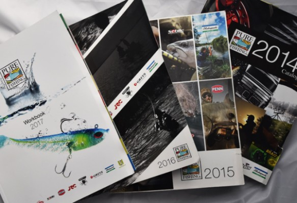 catalogues produits pure fishing